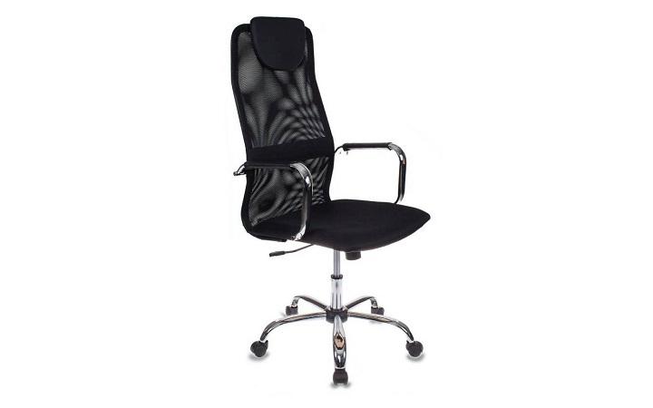 Кресло руководителя Бюрократ KB-9/BLACK