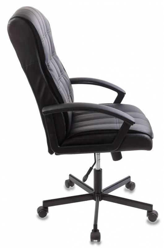Кресло руководителя Бюрократ CH-823AXSN/BLACK черный
