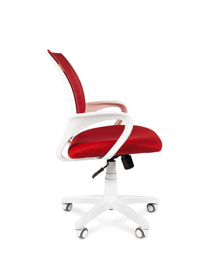 Кресло для оператора CHAIRMAN 696 white