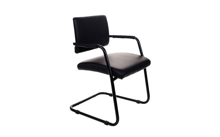 Кресло посетителя Бюрократ CH-271-V/OR-16