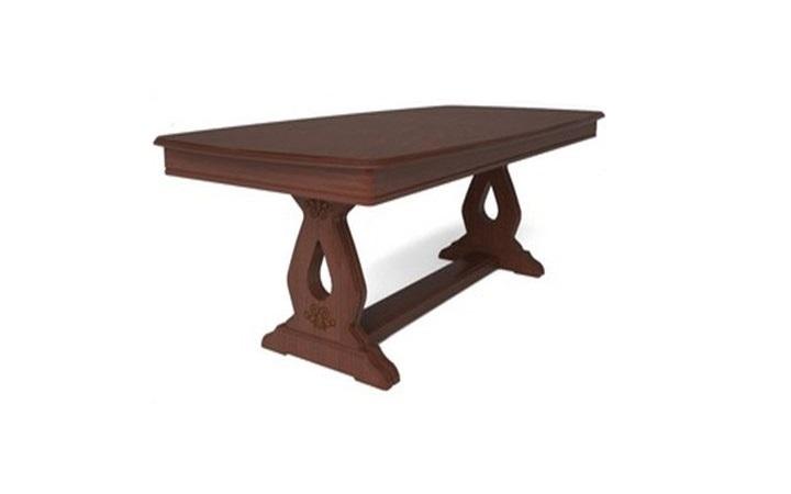 Стол обеденный Лира с прямоугольной столешницей