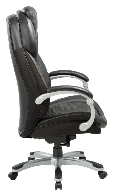 Кресло руководителя Бюрократ T-9917