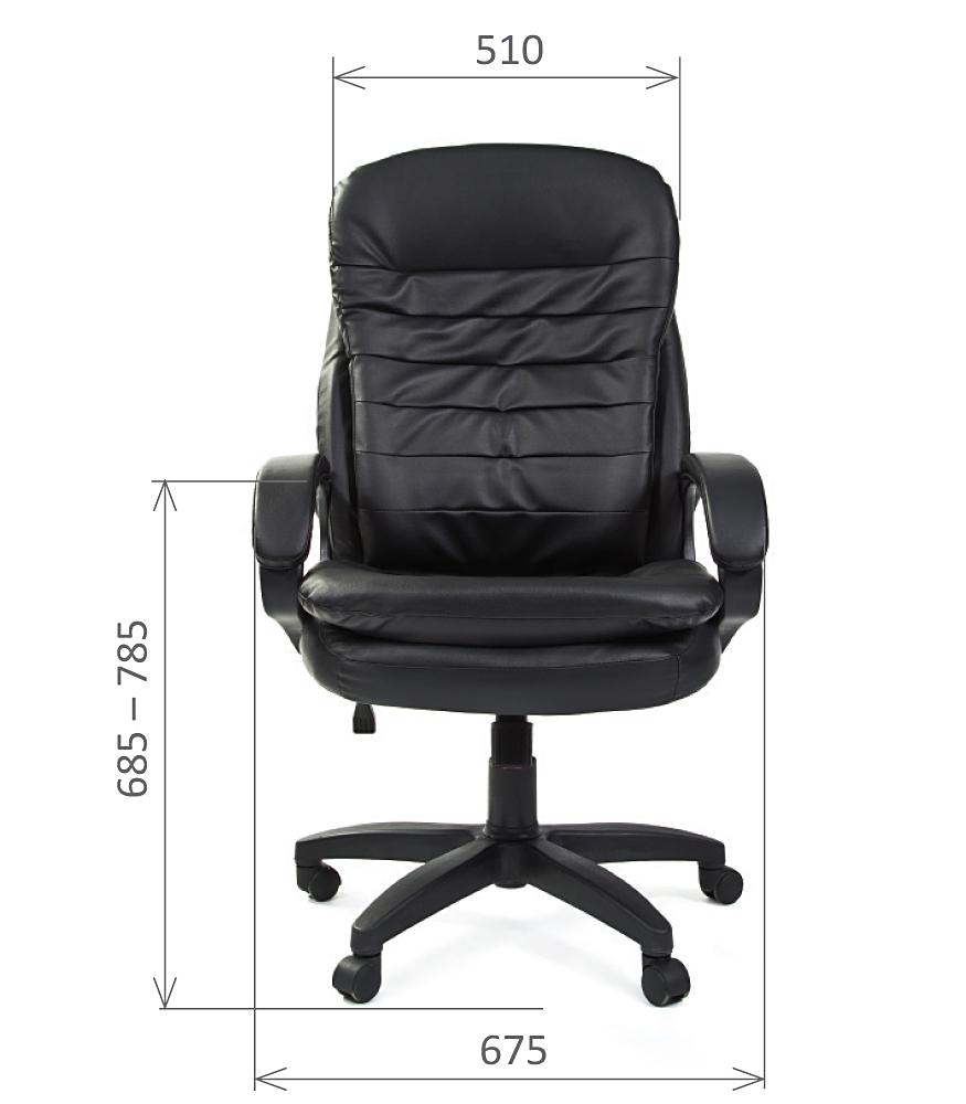Кресло руководителя CHAIRMAN 795 LT