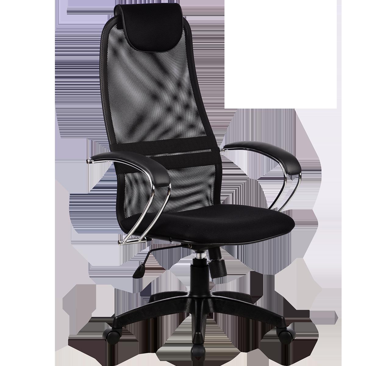 Кресло офисное Metta BK-8 PL 20 черный