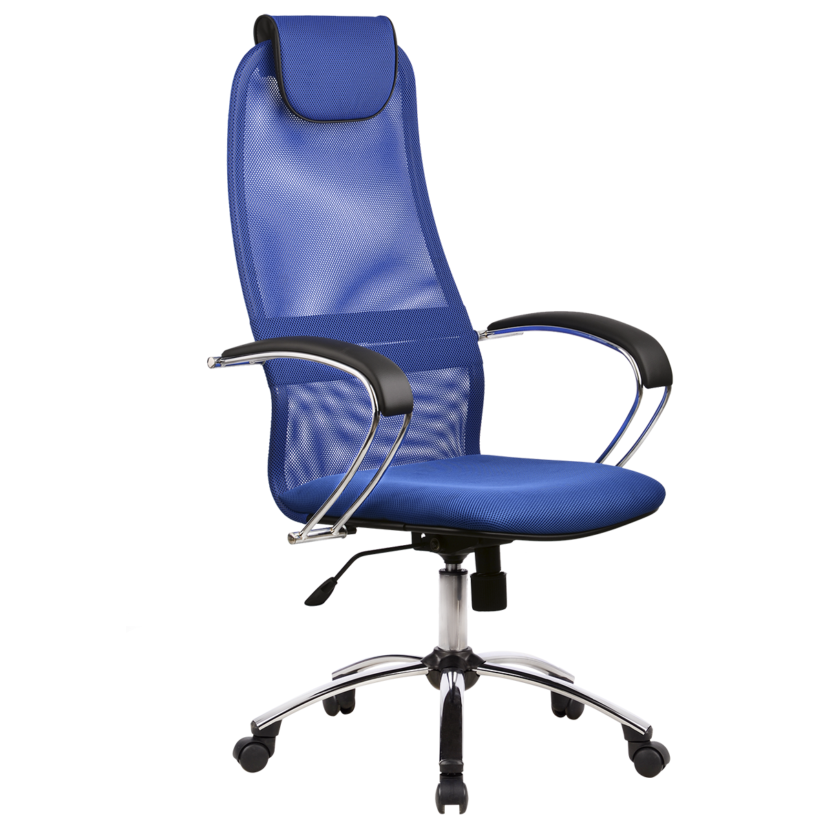 Кресло офисное Metta BK-8 CH 23 синий