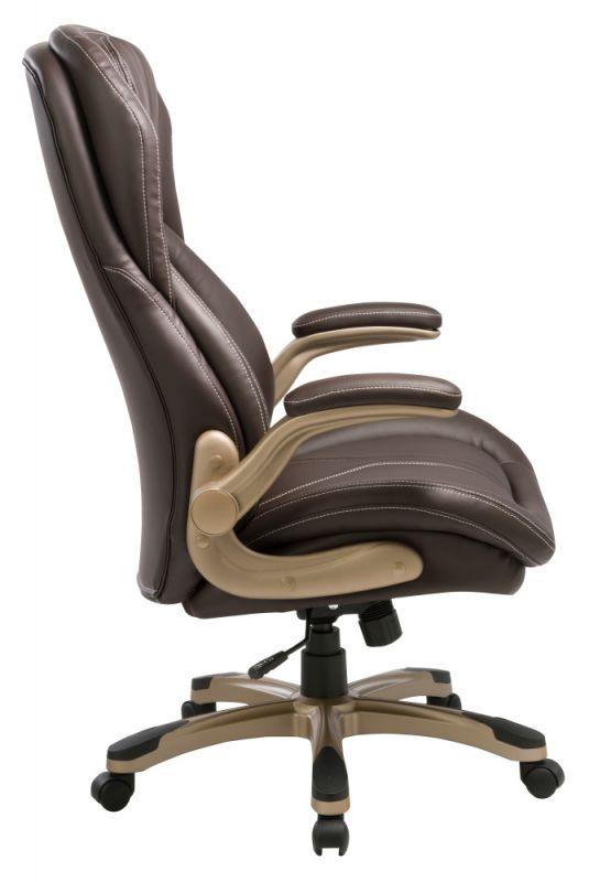 Кресло руководителя Бюрократ T-9919A