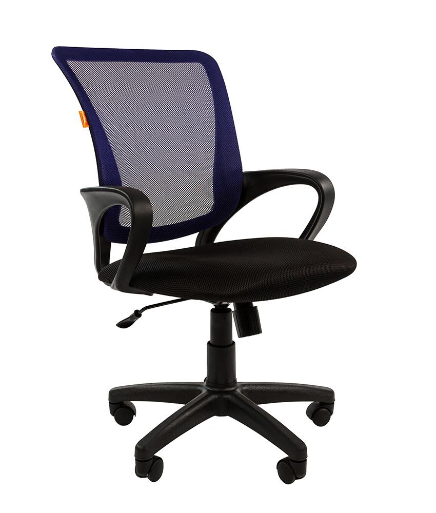 Кресло для оператора CHAIRMAN 969 black