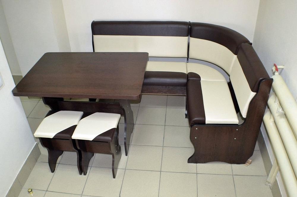 Кухонный уголок Дуэт (шитые чехлы)