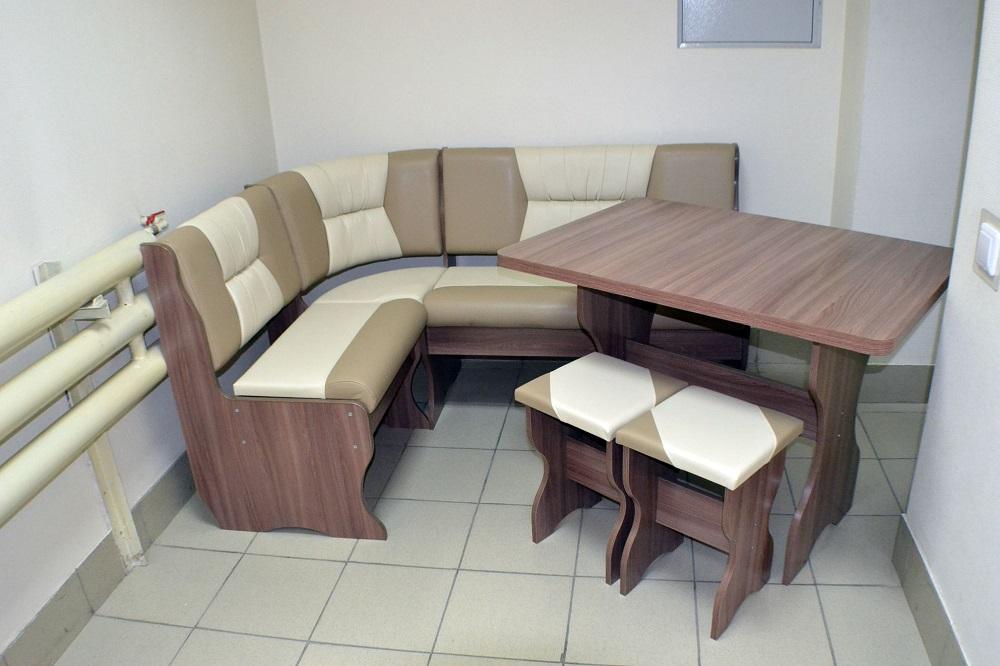 Кухонный уголок Уют-2 (шитые чехлы)