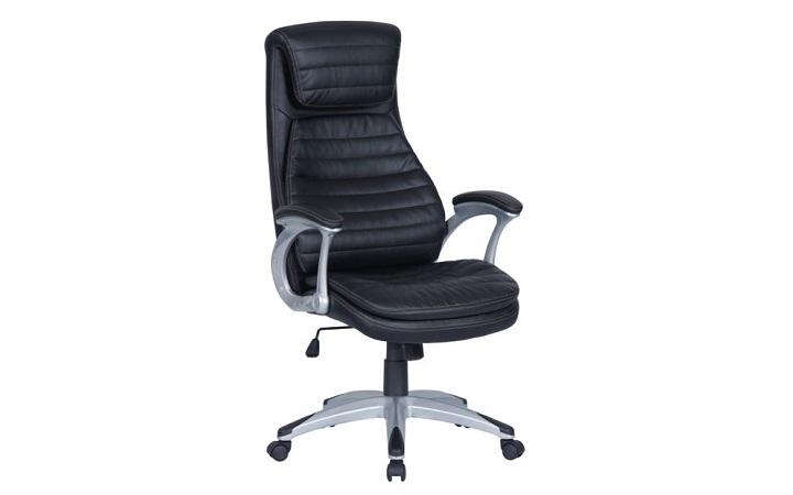 Кресло руководителя Бюрократ T-9902/BLACK