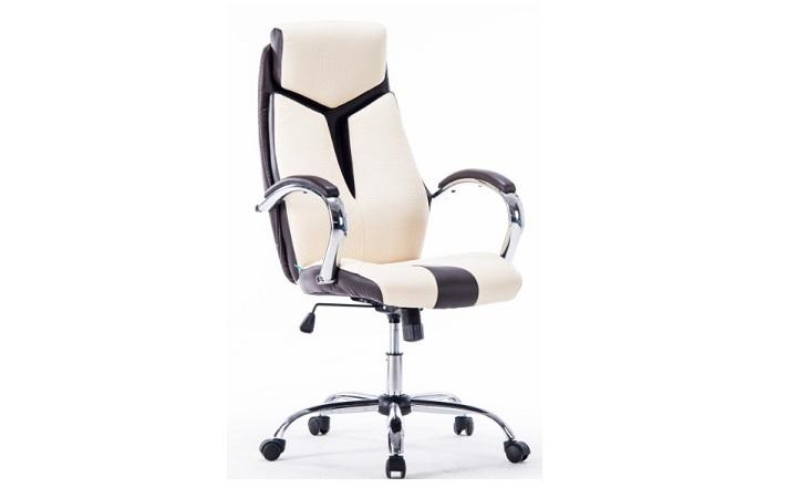 Кресло руководителя Бюрократ T-701/BG+BR