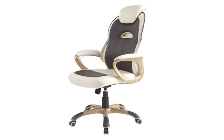 Кресло Бюрократ CH-Y830/BG+BR