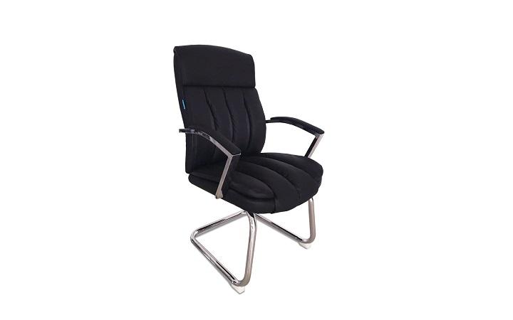 Кресло посетителя Бюрократ T-8000AV