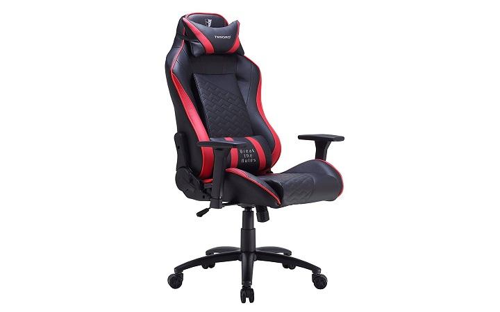 Геймерское кресло Tesoro Zone Balance F710 black