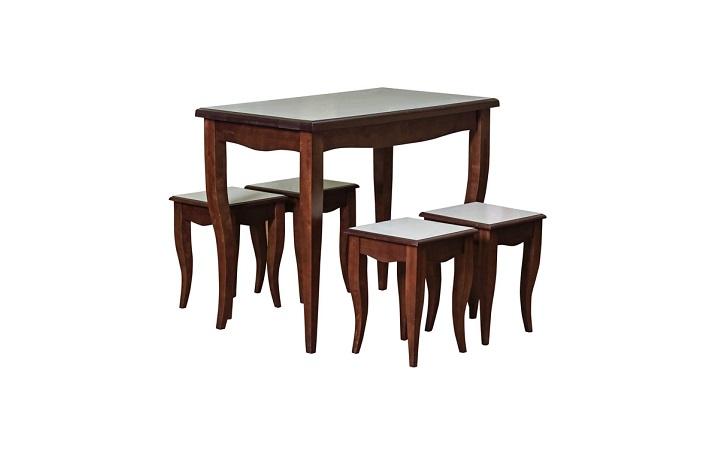 Кухонный набор Лорд стол+табурет