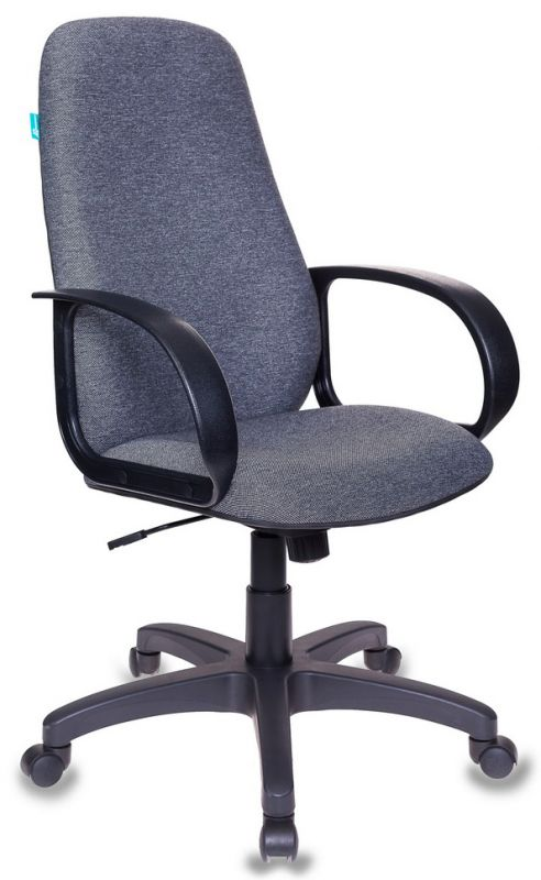 Кресло руководителя Бюрократ CH-808AXSN/G