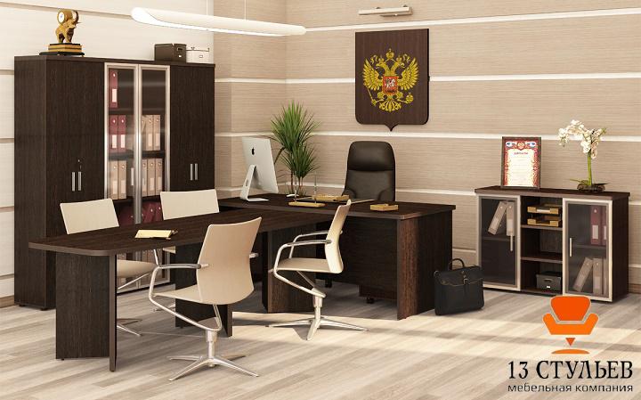 Офисная мебель для плодотворной работы - как грамотно подобрать?