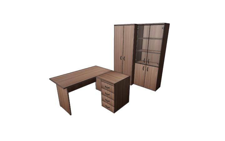 Комплект офисной мебели Оптима 6