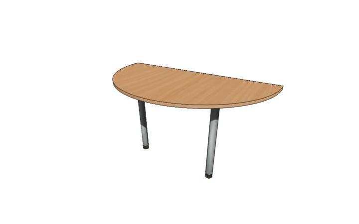 Стол приставной Континент СФ254
