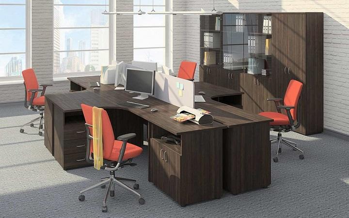КОНТИНЕНТ мебель для персонала