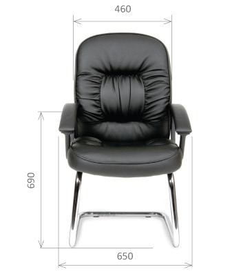 Кресло для посетителя CHAIRMAN 418 V