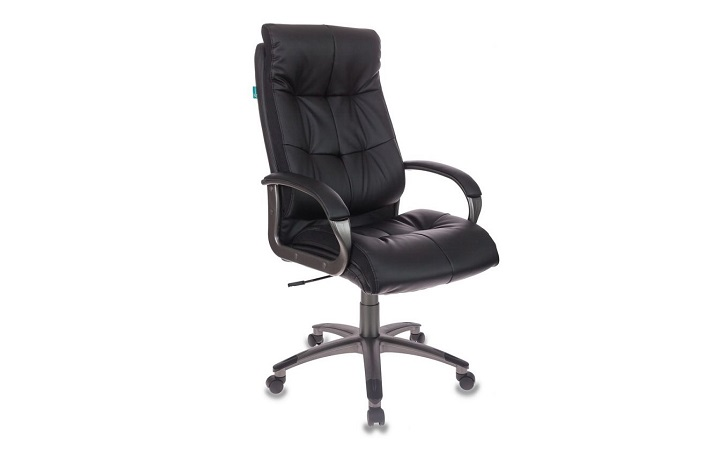 Кресло руководителя Бюрократ CH-824/BLACK