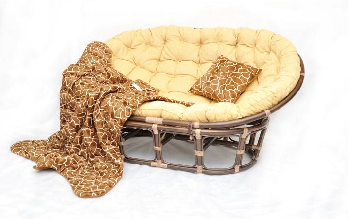 Кресла и мебель из ротанга