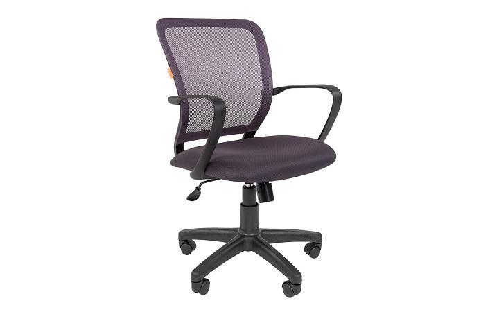 Кресло для оператора CHAIRMAN 698 black