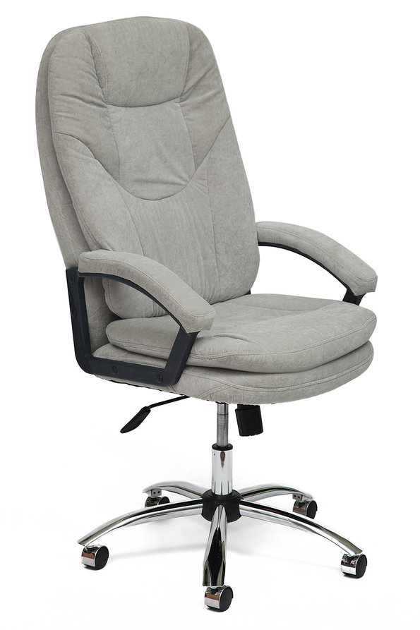 Кресло офисное TetChair Софти хром Softy chrome