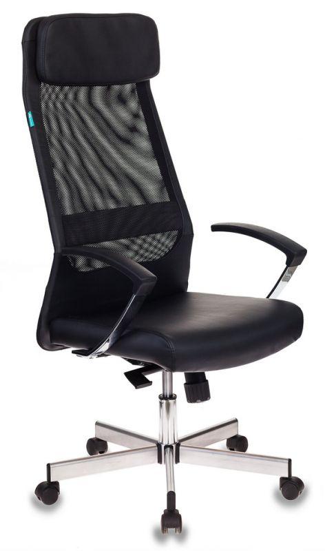 Кресло руководителя Бюрократ T-995SL/BLACK