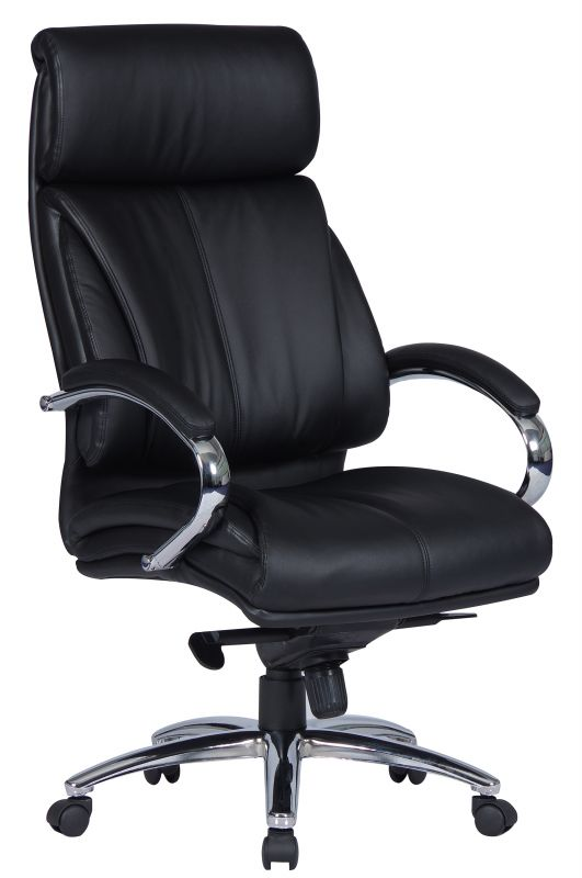 Кресло руководителя Бюрократ T-9904SL/BLACK
