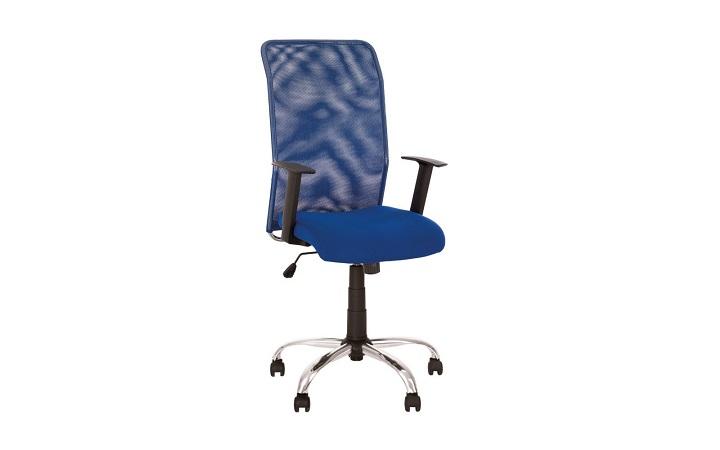 Кресло для персонала INTER GTR CHROME