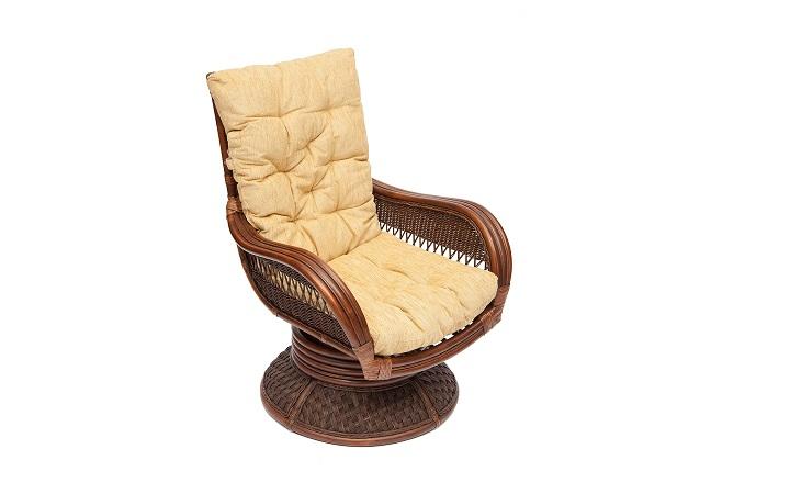 Кресло-качалка из ротанга ANDREA RELAX MEDIUM