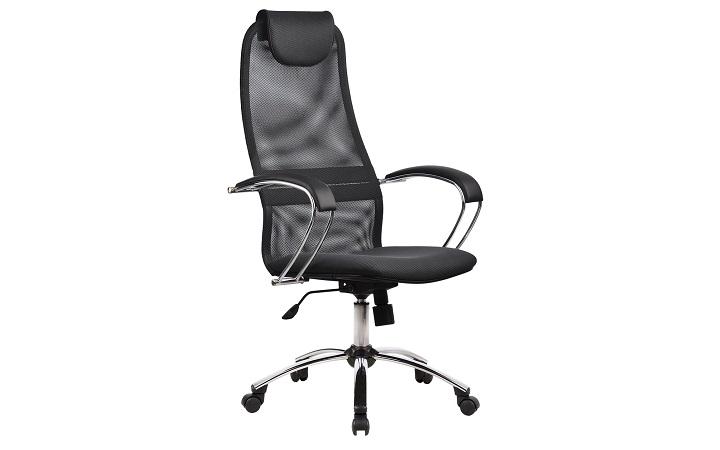 Кресло Metta BK-8 CH хром