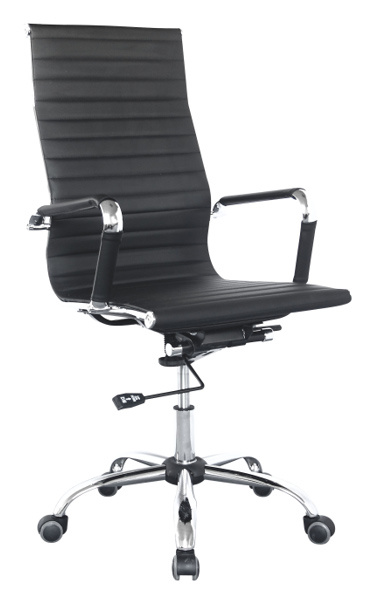Кресло руководителя Бюрократ CH-883MB - Черный Black