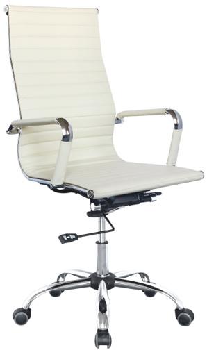 Кресло руководителя Бюрократ CH-883MB - Слоновая кость Ivory