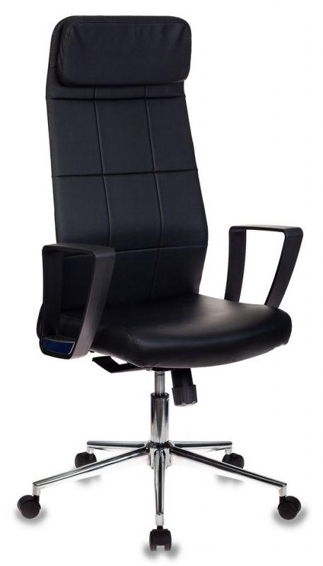 Кресло руководителя Бюрократ T-995ECO/BLACK