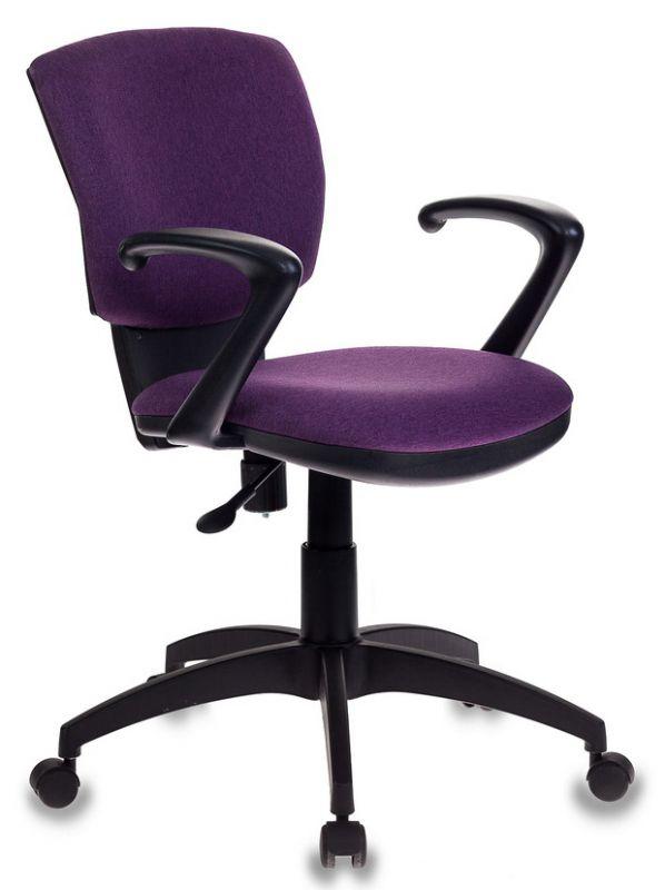 Кресло Бюрократ CH-636AXSN/VIOLET фиолетовый BAHAMA