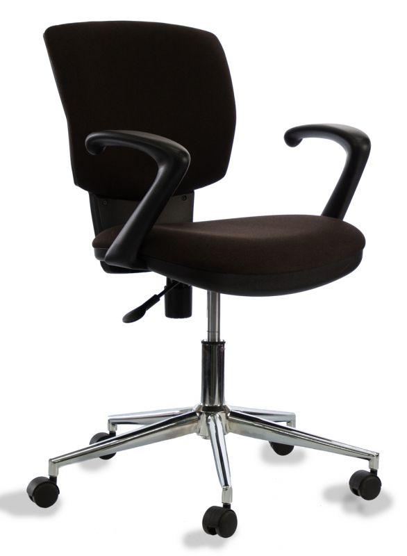 Кресло Бюрократ CH-636AXSL - Коричневый Brown