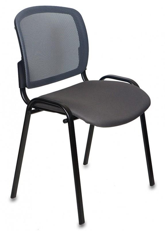 Стул Бюрократ Вики/DG/15-13 спинка сетка темно-серый сиденье темно-серый 15-13