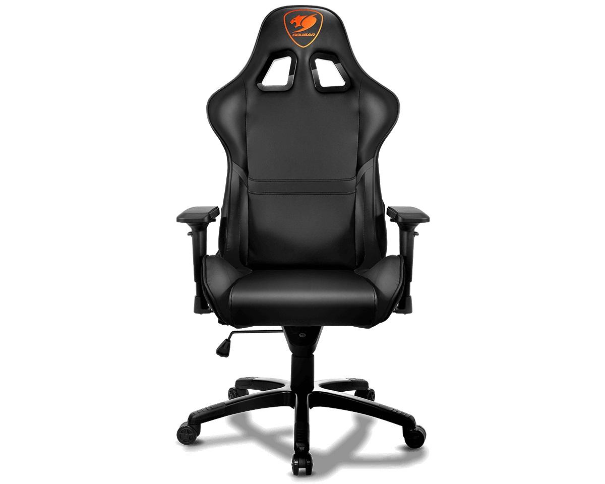 Игровое кресло Cougar Armor ONE черный