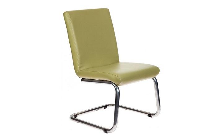 Кресло для посетителяБюрократ CH-250-V/GREEN