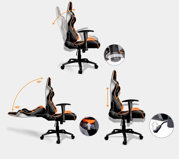 Игровое кресло Cougar Armor ONE