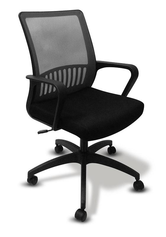 Кресло Бюрократ MC-201/DG/TW-11
