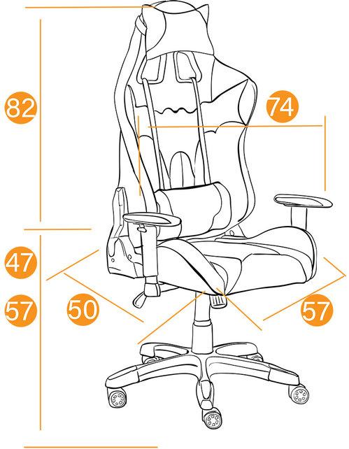 Кресло компьютерное Tetchair iBat