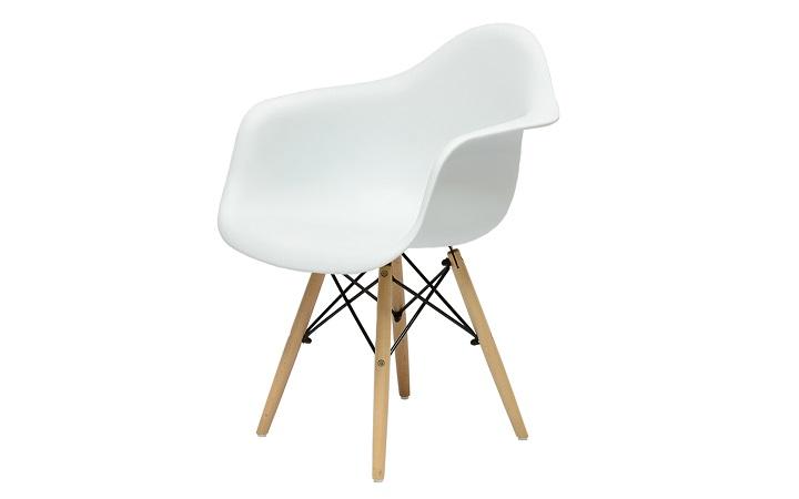 Кресло Barneo N-14 WoodMold Eames style пластик