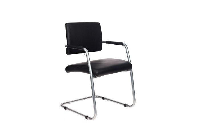 Кресло посетителя Бюрократ CH-271-V/SL