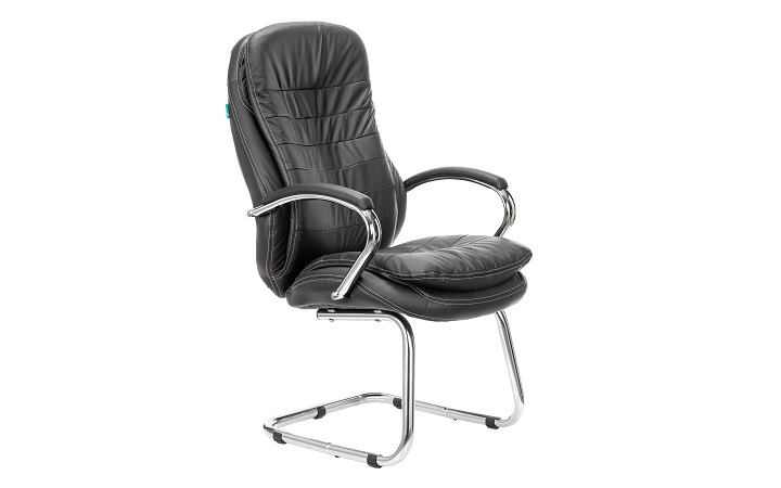 Кресло для посетителя Бюрократ T-9950AV