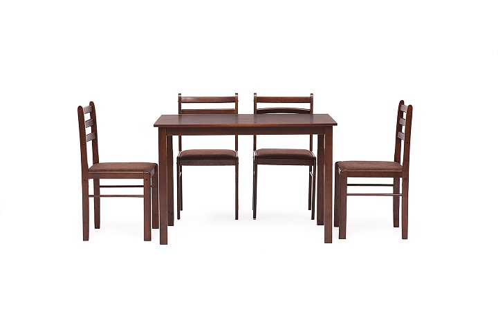 Обеденный комплект Стетсон Statson стол + 4 стула