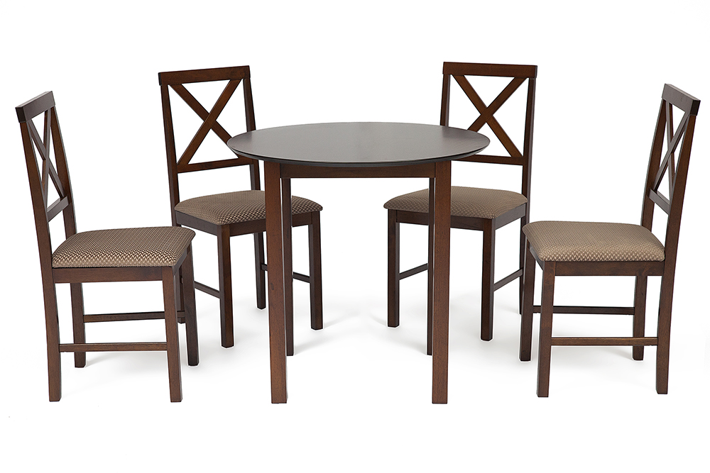 Обеденный комплект Ватсон Watson стол + 4 стула